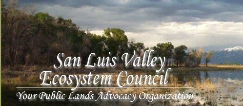 San Luis Valley Ecosystem Council